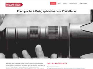 Un photographe professionnel à Paris