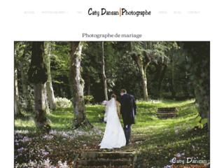 Caty Dansan photographe de mariage