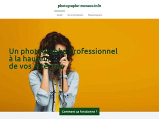 Où trouver un photographe professionnel sur Monaco ?