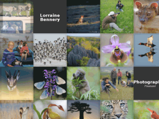 LORRAINE BENNERY : stage photo nature pour progresser