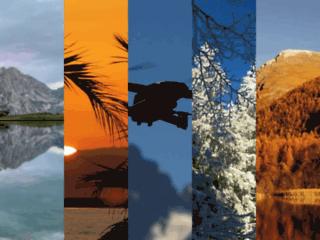 Photographies nature et montagne