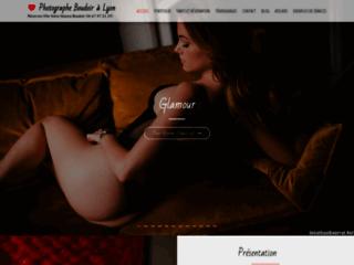 Photographe boudoir, lingerie et nu sur Lyon