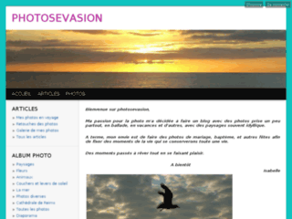 Photos Evasion