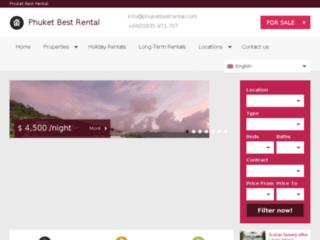 Détails : Villas a louer Phuket