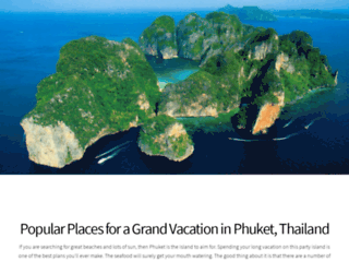 Détails : Phuket