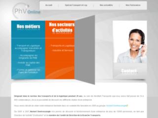 Détails : PHV Management Cession Entreprise Transport Logistique