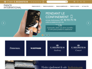 Détails : Piano International