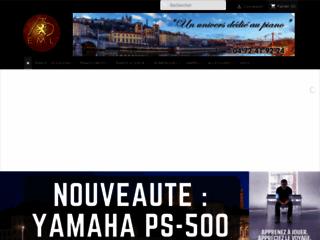 Détails : Boutique en ligne de pianos droits et à queue
