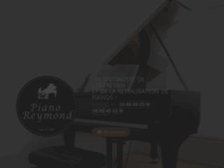 PIANOS REYMOND