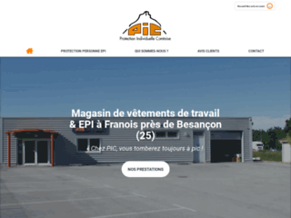 Protection Individuelle Comtoise