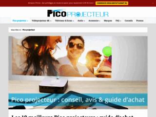 picoprojecteur.pro, comparatif des modèles de pico projecteurs