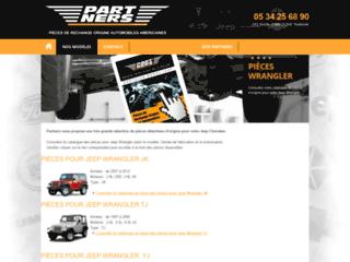 Détails : Pièces détachées pour jeep Wrangler