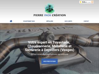 Pierre Inox Création à Deyvillers