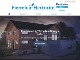 Pierrefeu Électricité - électricien dans le Rhône