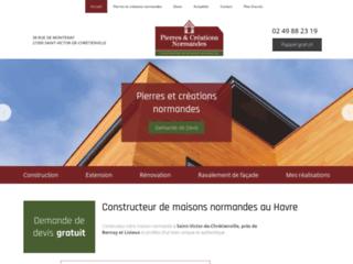 Constructeur de maisons normandes au Havre