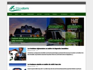 Agence immobilière et vente immobilière