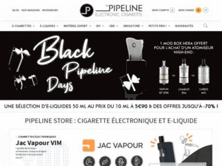 Cigarette électonique et e-liquides