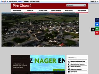Site officiel de la Mairie de Piré-sur-Seiche