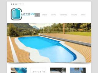 Carré d'O, spécialiste des piscines polyester et des spas