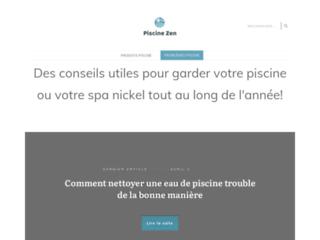PiscineZen.fr - Piscine Zen
