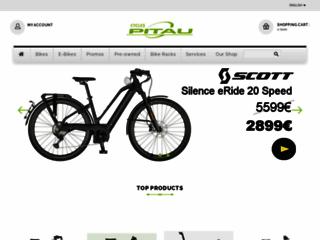 Détails : Cycles Pitau, spécialiste du vélo à Gosselies