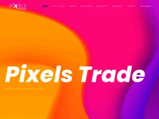 Détails : Pixels trade : applications smartphones