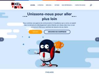 Pixelweb est votre meilleure agence de communication au Maroc