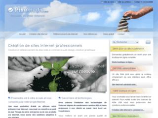 Détails : Création de site Internet