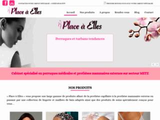 Votre spécialiste en perruque pour femme sur Metz : Place à elles