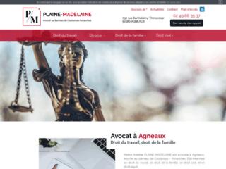 Maître Adeline PLAINE-MADELAINE