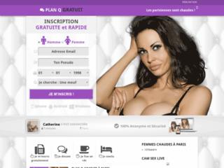 Plateforme de rencontre sexe à Paris