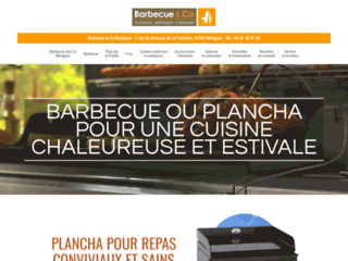 Magasin Barbecue and Co Merignac proche de Bordeaux