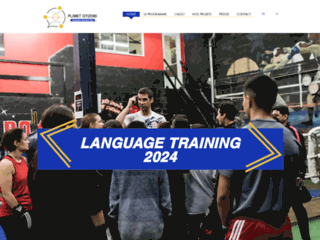 Planet Citizens - Language Training 2024