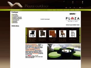 Détails : Plaza Mobilier outdoor