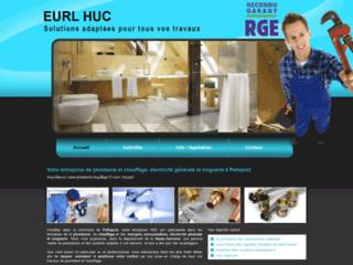 Détails : Société HUC, plombiers-chauffagistes à Pelleport