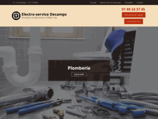 Entreprise de plomberie Paris 16