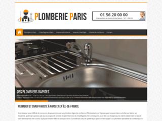 Plombier Paris, trouver les pannes