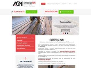 entreprise de plomberie et de chauffage à Beaumont-Sur-Oise
