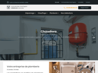 Vermeulen : Entreprise de plomberie à Landas, Orchies