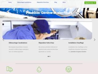 Plombier Genève