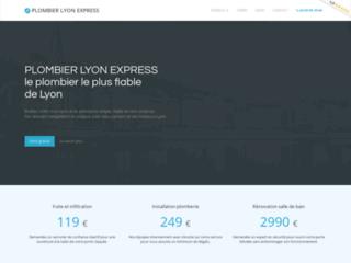 Plombier Lyon Express
