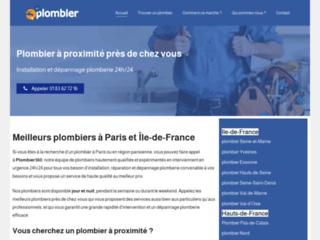 Détails : plombier 360