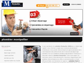 plombier montpellier