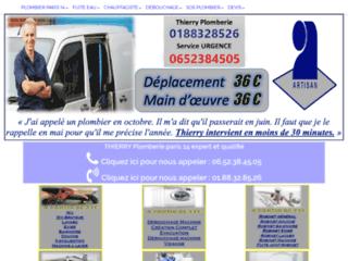 Thierry Plomberie : spécialiste de la plomberie à Paris 14