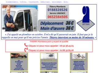 Thierry Plomberie, société de plomberie à Paris 5