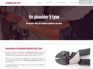 Plombier SBK Lyon