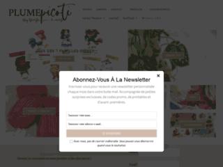 Plume & Picoti