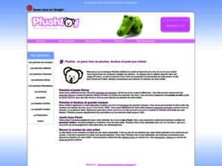 Détails : La boutique en ligne Plushtoy