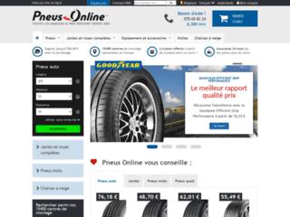 Détails : Pneus Online Belgique