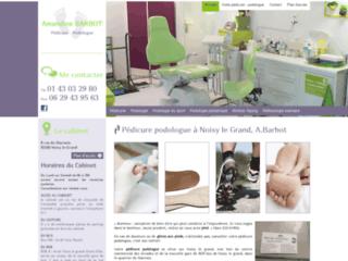 Détails : Pédicure podologue à Noisy le Grand